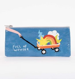 Blue Q Full Of Wonder Pencil Case
