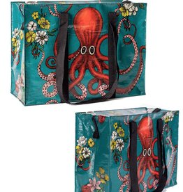 Blue Q Octopus Shoulder Tote