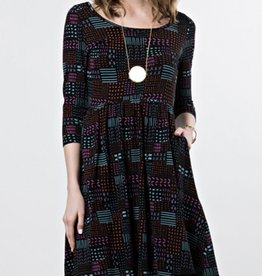 Mata Traders Rosalie Quilt Dress