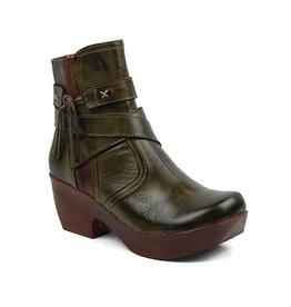 jafa Jafa 610 Boot Olive/Brown