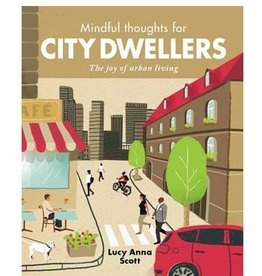 Chronicle Books Mindful Thoughtd for CITY DWELLERS