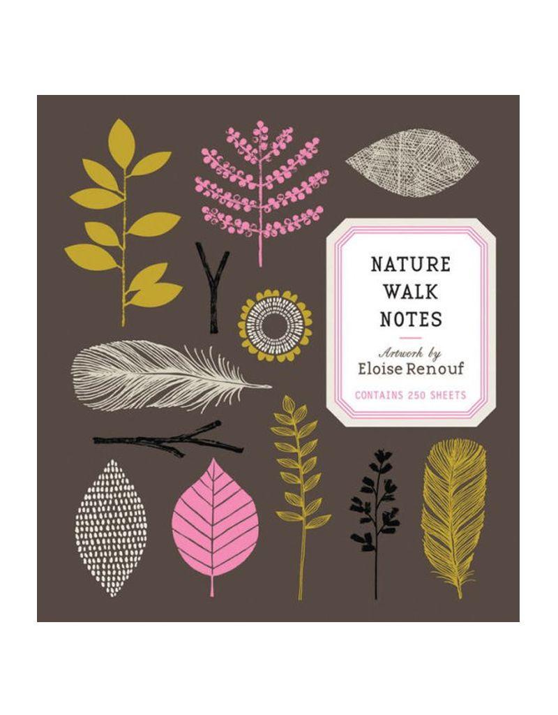 Chronicle Books Nature Walk Notes