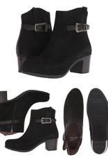Dansko Hartley Black Nubuck Boot