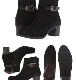 Dansko Hartley Black Nubuck Boot