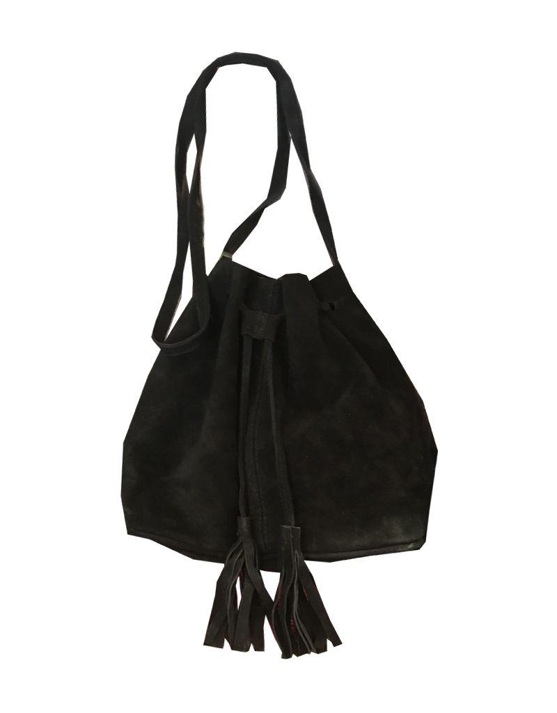 Roost Suave Suede Bucket Bag