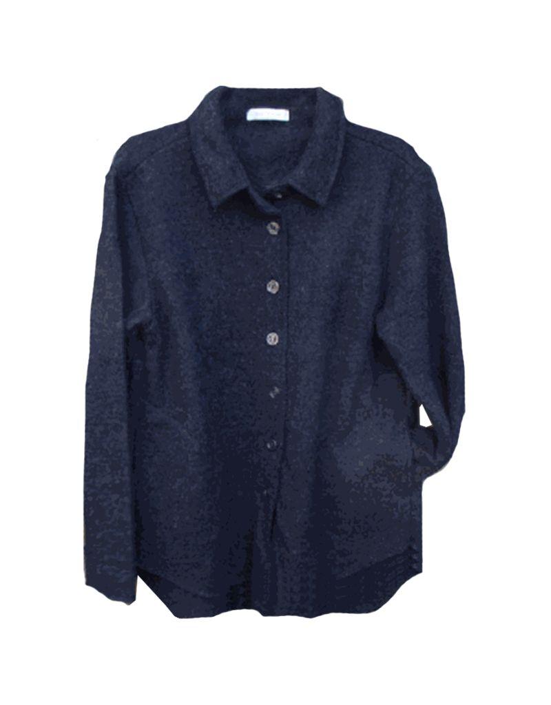 Cut Loose Big Wool Shirt