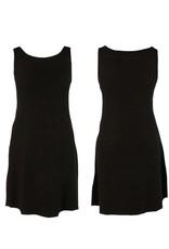 Cut Loose Crimped Layering Dress