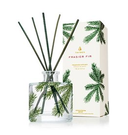 Thymes Frasier Fir Petite Reed Diffuser Pine Needles