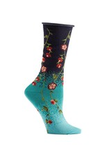 Ozone Designs Tibetan Flower Sock