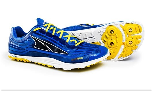 Altra Men's/Women's Golden Spike Blue