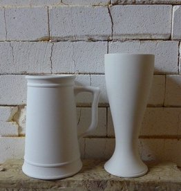 Studio Pottery Painting - with Laurie Wright - BYOB - March 10th 4-7pm