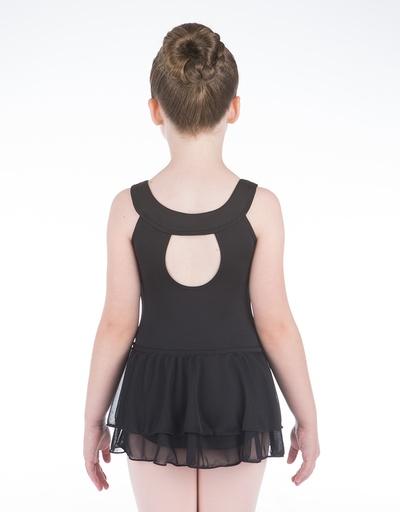 W/S Kid Apparel Redbridge Double Tiered Pull On Skirt