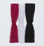 W/S Accessory Lace Knot Headband