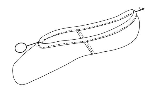 W/S Accessory Drawstring Threader