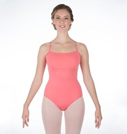 W/S Adult Apparel Empire Leotard with Mesh T Back