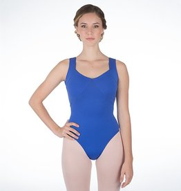 W/S Adult Apparel Camdon Tank Leotard with Bar Back