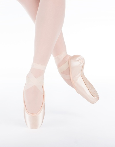 W/S Pointe Shoe Spotlight Hard