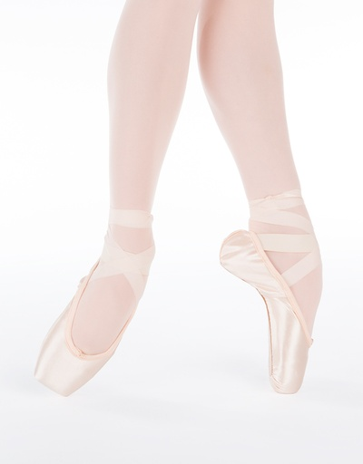 W/S Pointe Shoe Stellar Light