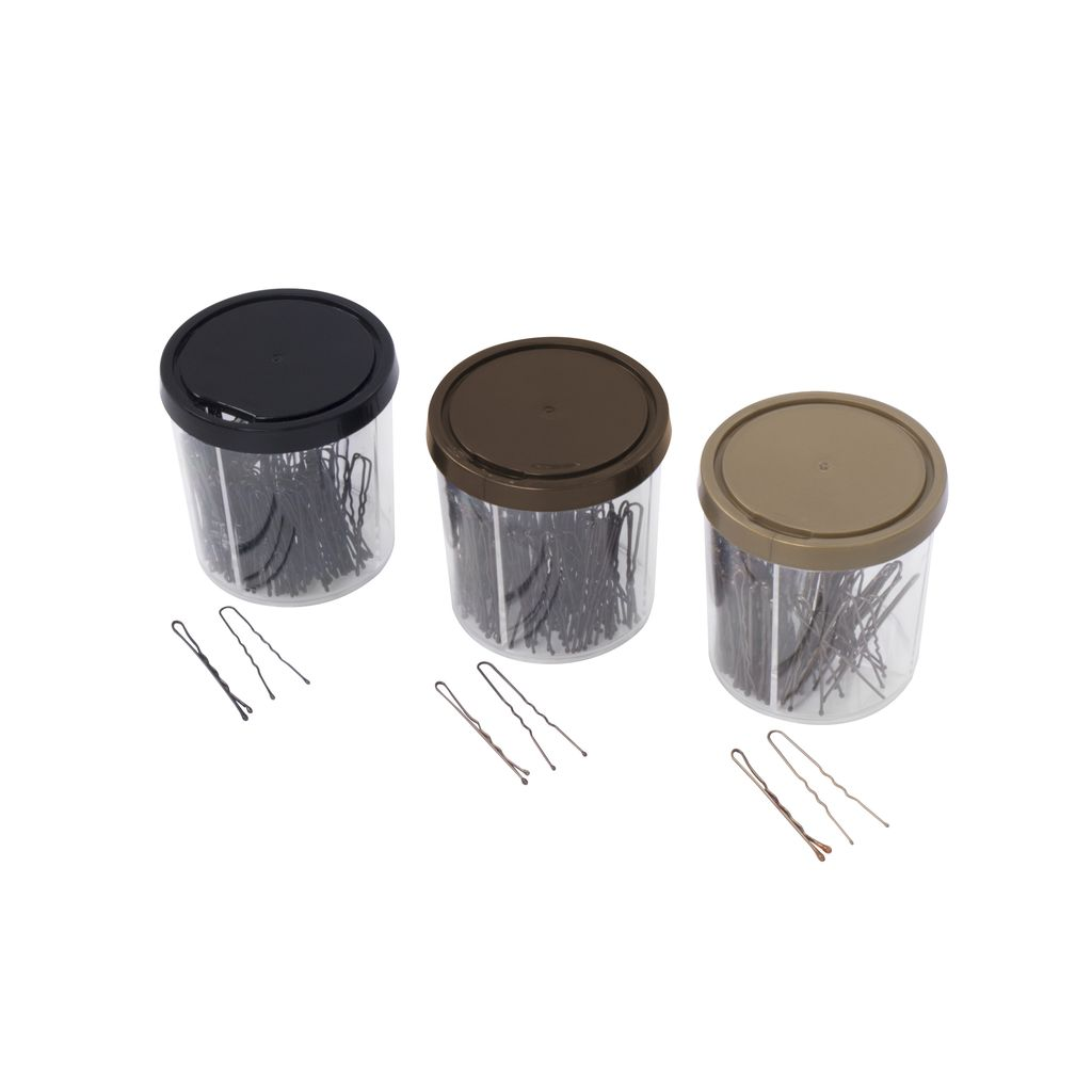 W/S Accessory Bobby Pins and Hair Pins Set of 200