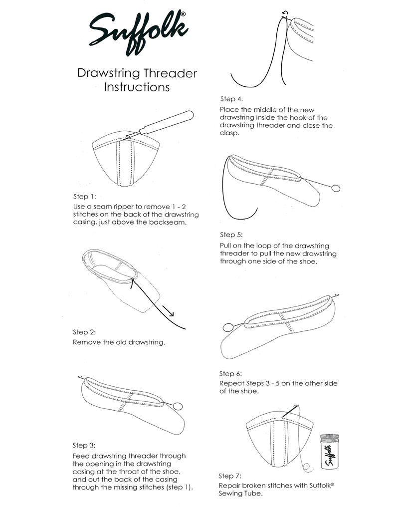W/S Accessory Drawstring Threader