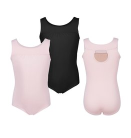 W/S Kid Apparel Square Yoke Leotard