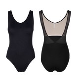 W/S Adult Apparel Pinch front tank with mesh 'V' back