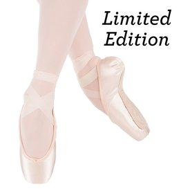 W/S Pointe Shoe Spotlight Hard with Short Vamp