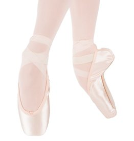 W/S Pointe Shoe Sterling Hard