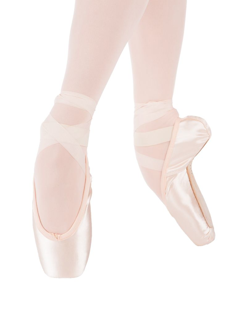 W/S Pointe Shoe Sterling Standard