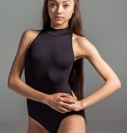 W/S Kid Apparel Mock Turtleneck Leotard