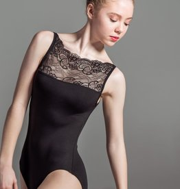 W/S Adult Apparel Chantilly lace neckline