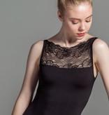 W/S Adult Apparel Chantilly lace neckline