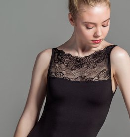 W/S Kid Apparel Chantilly lace neckline