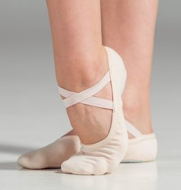 W/S Dance Shoe Slipor  Ballet Shoe- Adult Narrow