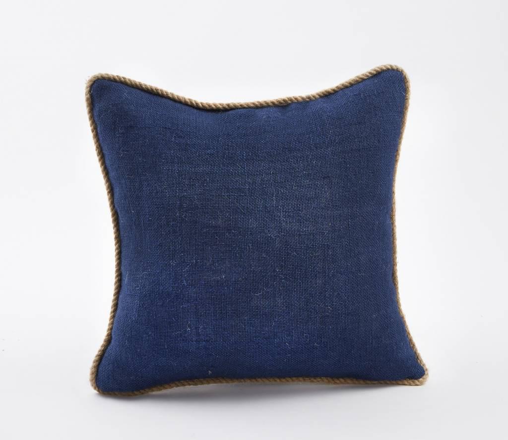burlap youtube pillow glue pillows watch no sew