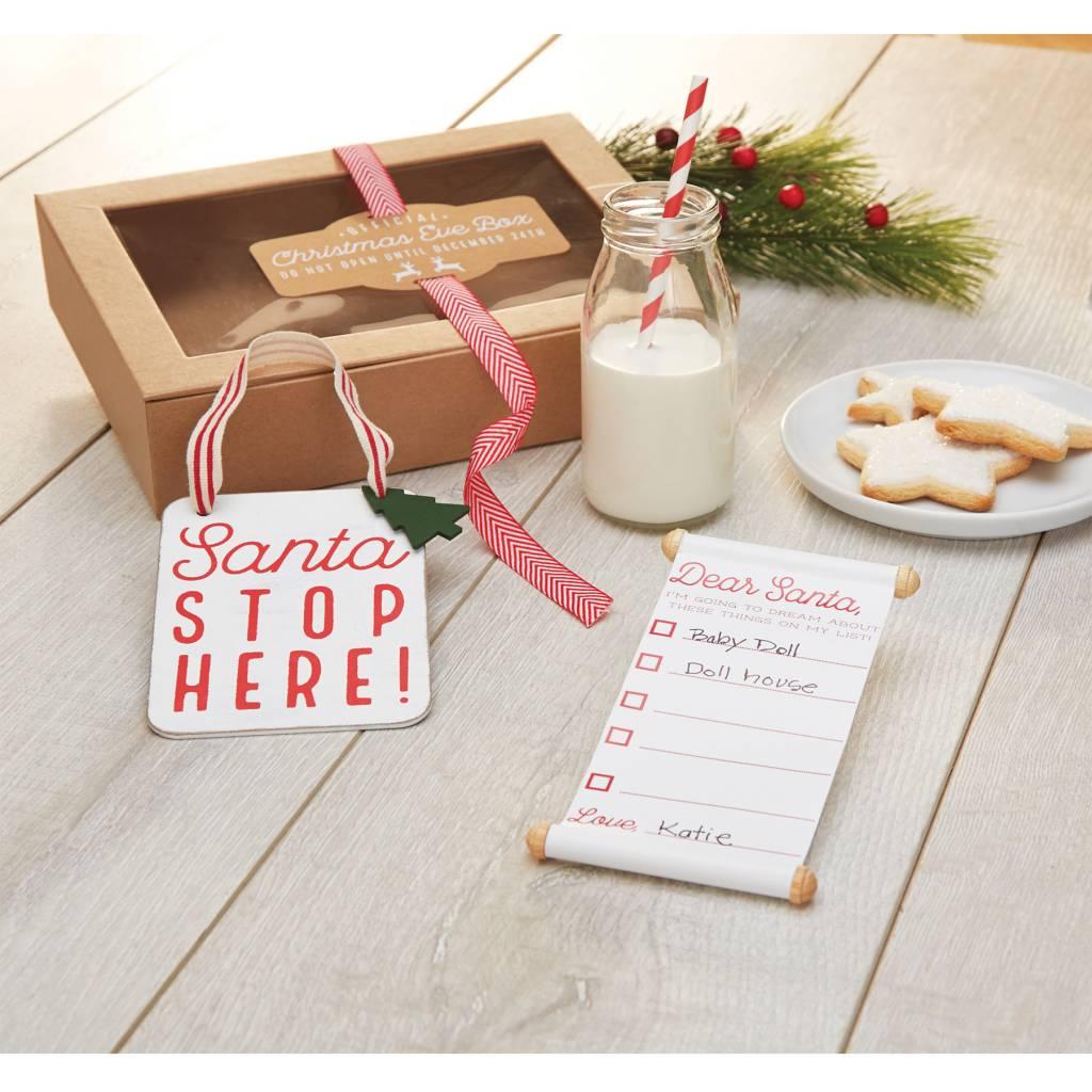 mud pie official christmas eve box - Mud Pie Christmas Home Decor