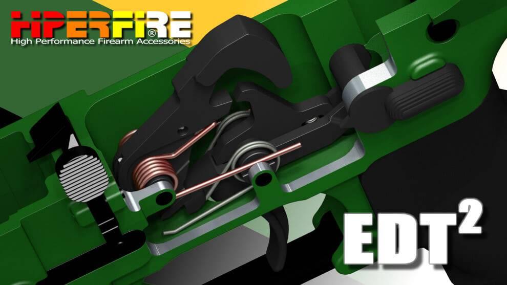 Hiperfire Hiperfire EDT2 Trigger System