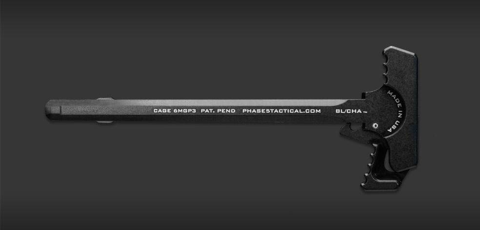 Phase 5 Tactical Phase 5 Tactical Battle Latch Charging Handle 5.56