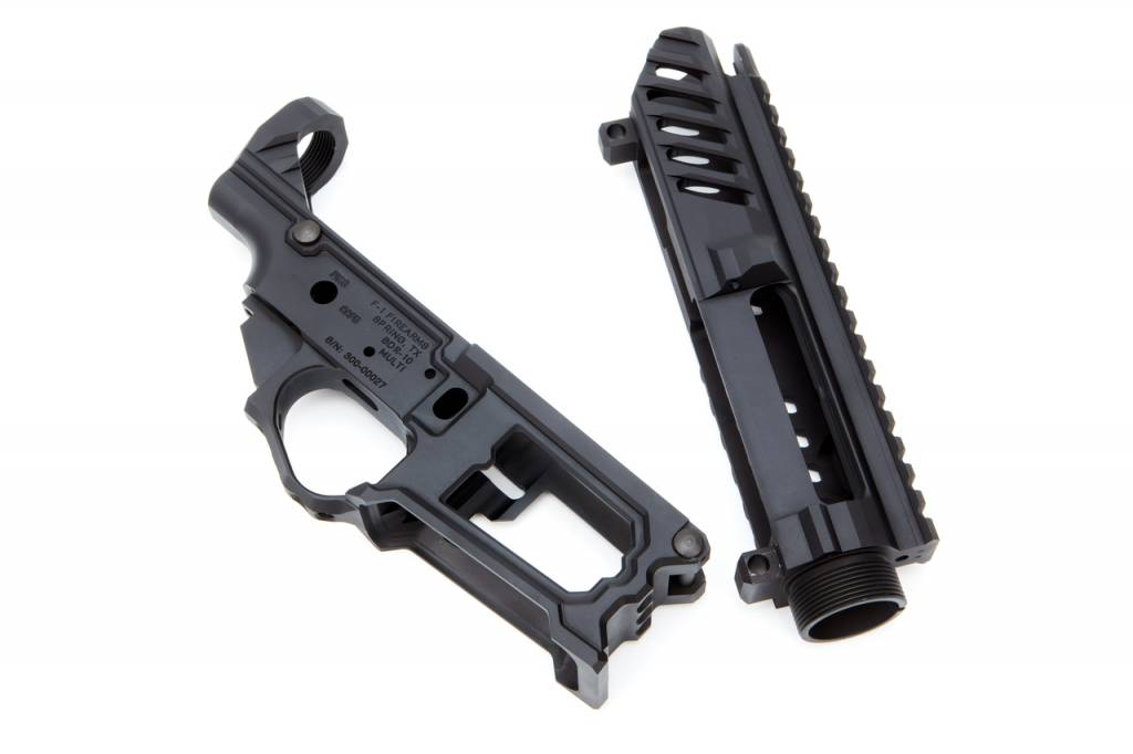 F-1 Firearms F-1 Firearms BDR-10-3G Matched Receiver Set