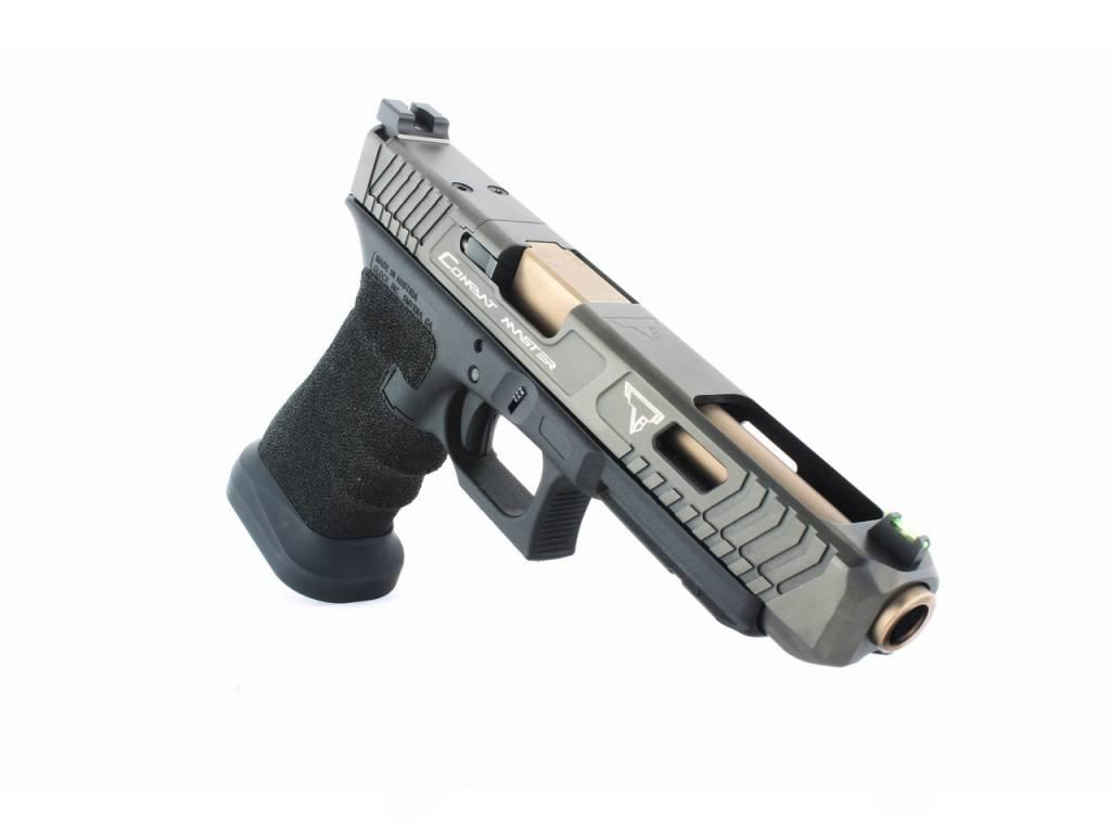 Taran Tactical Taran Tactical Glock Aluminum Magwell Black