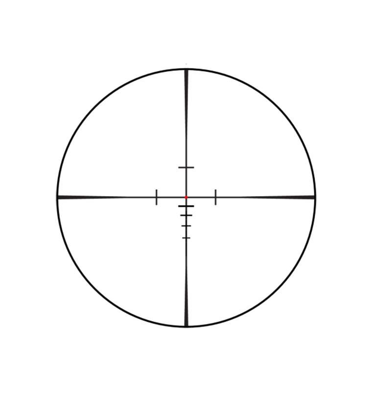 Steiner Optics Steiner Optics PX4i 1x4x24mm Tactical Riflescope
