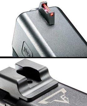 Taran Tactical Taran Tactical Glock Ultimate Fiber Optic Sight Kit