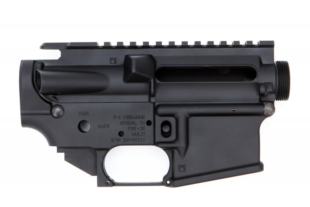 F-1 Firearms F-1 Firearms FDR Forged Matched Receiver Set