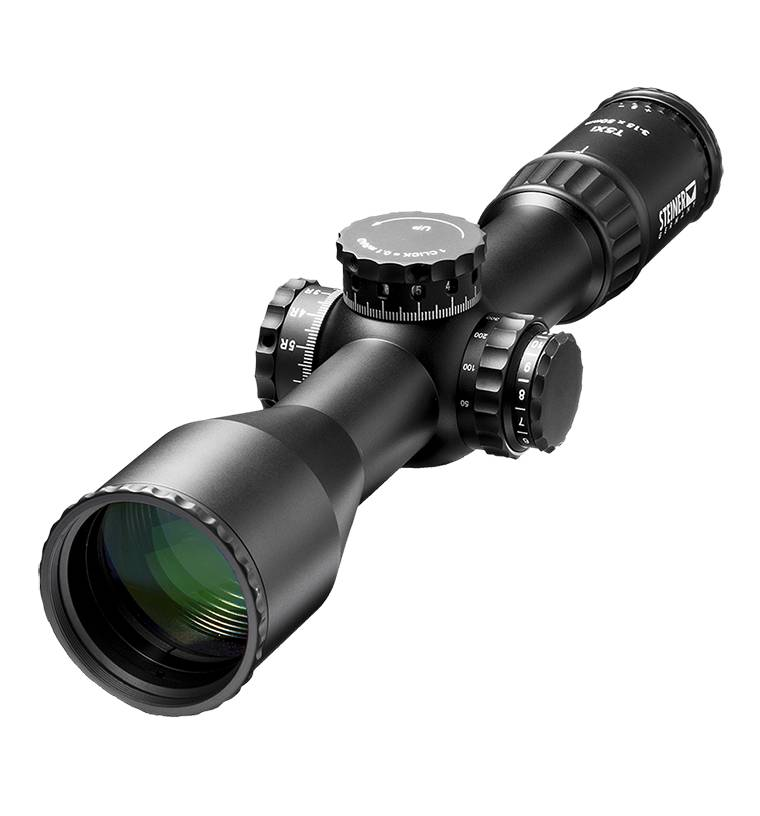 Steiner Optics Steiner T5Xi 3x15x50mm SCR Reticle 34mm Tactical Riflescope