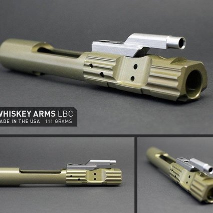 Whiskey Arms Whiskey Arms Ultralight Aluminum Carrier