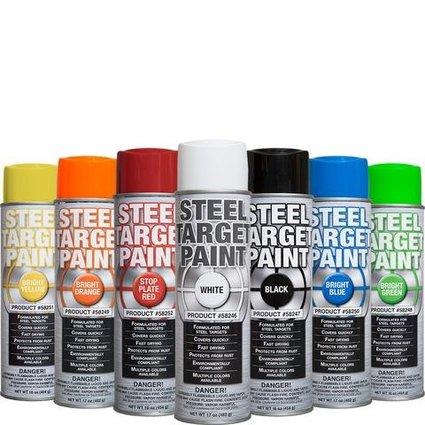 Steel Target Paint Steel Target Paint 16oz