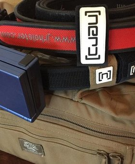 NERD NERD Vice Grip Belt Keeper
