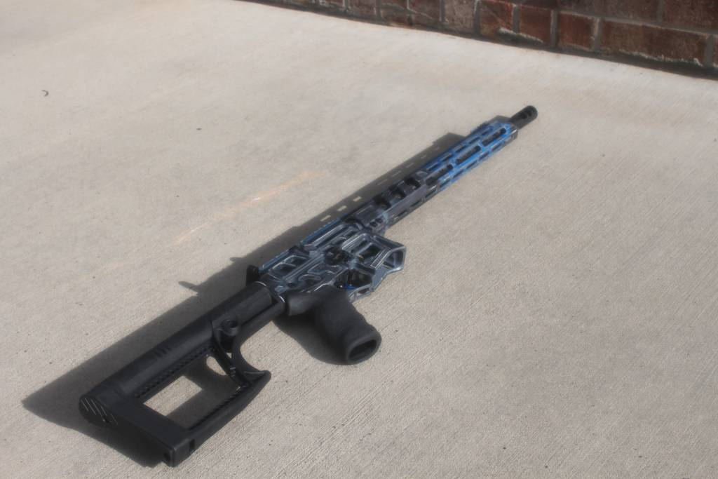 "LeadStar Arms Lead Star Arms 18"" LSA-15 Skeletonized w/ Proof Research Barrel"