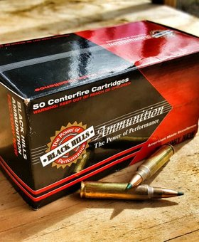 Black Hills Ammunition Black Hills Ammunition 5.56 77gr Sierra TMK