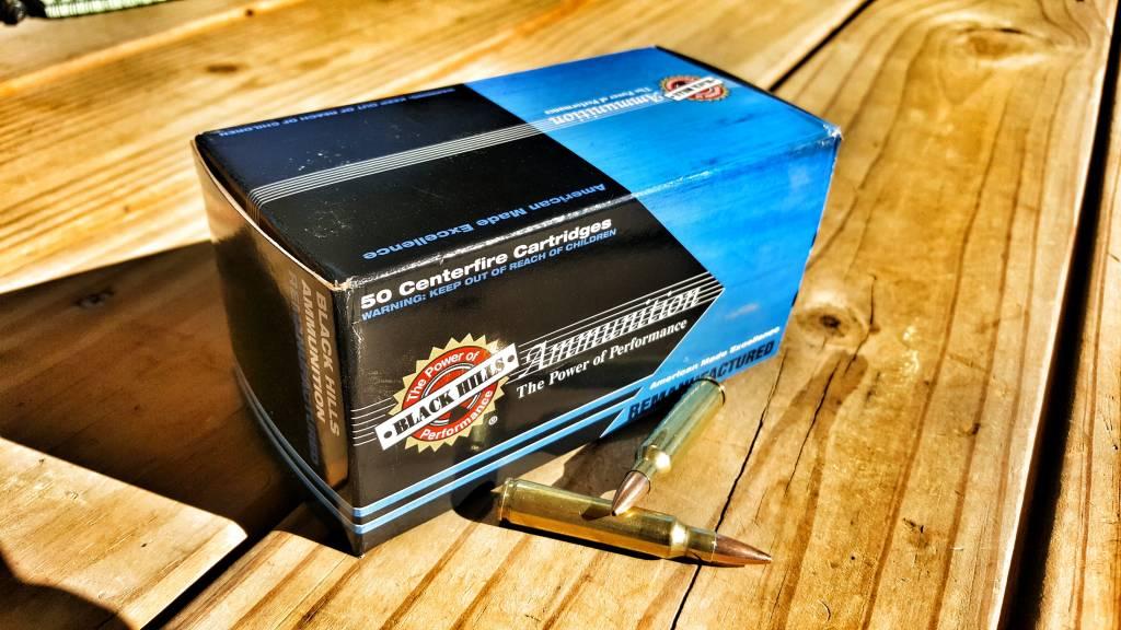 Black Hills Ammunition Black Hills Ammunition .223 77gr Sierra Match King
